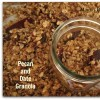 #CleanEating Date and Pecan Granola