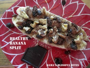 Healthy Banana Split Cover