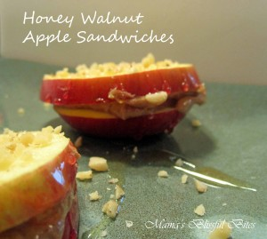 Honey Walnut Apple Cover