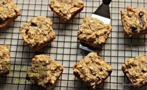 Oat Muffins Cover